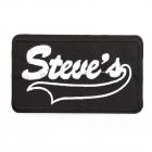 Термоаппликация №5619 «Steves» 6*10 см уп.5 шт.