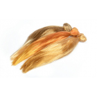 Волосы для кукол (трессы) В-45 см L-22 см TBY31116 (уп 2 шт) 1 блонд
