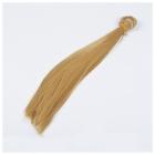 Волосы для кукол (трессы) В-50 см L-30 см TBY66885 86 св. русый (уп 2 шт)