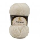 Астория (Камтекс),  50 г / 180 м, 205 белый