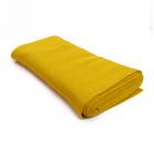 Трикотажное полотно (шир. 40 см) п/ш плотное 056 горчица