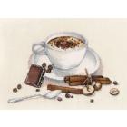 Набор для вышивания Овен №1345 «Изысканный вкус» 15*23 см