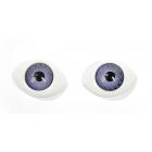Глаза пластиковые AR1619 7 мм (уп. 5 пар) фиолетовый 7729307