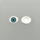Глаза пластиковые AR1621 11 мм (уп. 5 пар) голубой 7729309
