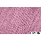 Пряжа Папирус (Papyrus Fibranatura)  50 г / 120 м  229-07 розовый