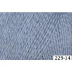 Пряжа Папирус (Papyrus Fibranatura)  50 г / 120 м  229-14 голубой