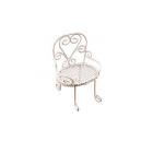 Декор SCB27030 Металл стул мини 8*6*5 см