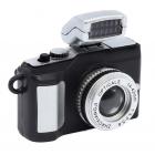Декор AR1192  Фотоаппарат со вспышкой 4*2,5*1,3 см 7729257 черный