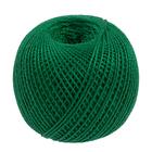 Пряжа Ирис, 25 г / 150 м, 4110 зелён.