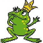 Набор для вышивания Гелиос № 70 «Царевна лягушка» 18*20 см