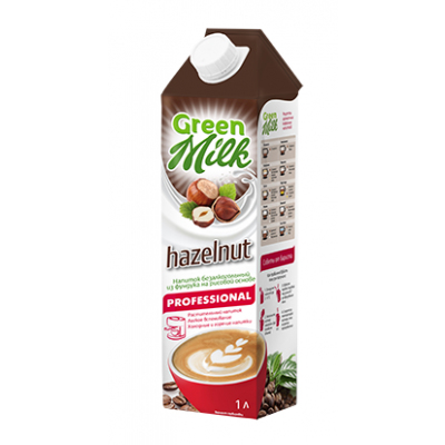 Напиток б/а из фундука на рисовой основе «Hazelnat professional» 1 л, в интернет-магазине Швейпрофи.рф