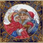 Рисунок на канве МП (41*41 см) 0965 «Калядки»