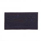 Термоаппликация LА404 Classic collection 6,5*3,5 см синий