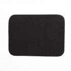 Термоаппликация LА436 Заплатка 10,5*7,5 см черный