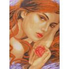Рисунок на канве МП (37*49 см) 0859 «Ожидание»