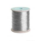 Люрекс цветной 0212-3303 (катушки) уп. 12*100 м серебро 135345