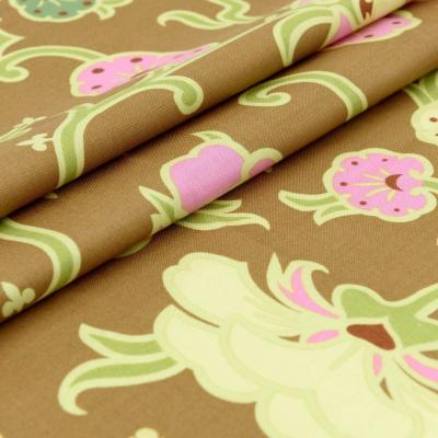 Ткань 50*50 см QPWAB089-Almon ROWAN 100% хлопок цветы Астра бежевый 560327 в интернет-магазине Швейпрофи.рф