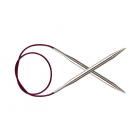 Спицы круговые Knit Pro  Nova Metal  40 см 3,75мм/   10352 никелированная латунь