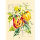 Набор для вышивания Чудесная Игла  №100-211 «Перец» 18*25 см