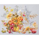Набор для вышивания Чудесная Игла  №120-012 «Осенняя импровизация» 32*25 см