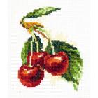 Набор для вышивания Чудесная Игла №31-01 «Вишня» 9*11 см