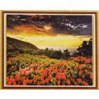 Алмазная мозаика DIY К-1664 «Закат» 28*38 см