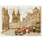 Рисунок на канве МП (37*49 см) 1757 «Прага»