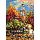 Рисунок на канве МП (37*49 см) 1821 «Божественная осень»