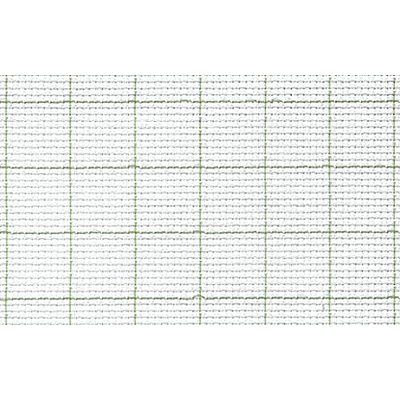 Канва 50*50 Aida №14 K04R белая разлинованная в интернет-магазине Швейпрофи.рф