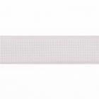 Резинка 10 мм М-195 для бретелей (уп. 50 м) белый 615200