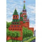 Рисунок на канве МП (33*45 см) 0918 «Спасская башня»