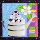 Рисунок на канве МП (41*41 см) 1259 «Поливайкин»