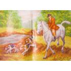 Рисунок на канве МП (33*45 см) 0850 «Охотник» (снят)