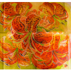 Рисунок на канве МП (41*41 см) 1122 «Тигровые лилии»