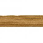 Резинка вздержка 10 мм т.бежевый