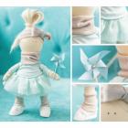 Набор текстильная игрушка АртУзор «Мягкая кукла Вилу» 3548658 20 см