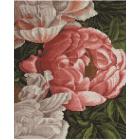 Алмазная мозаика Подсолнух UB196 «Бутон розового пиона» 30*40 см на подрамнике
