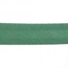Косая бейка 15 мм х/б  (уп. 132 м)  хаки 084