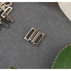 Застежка для купальника 5078923 10мм никель
