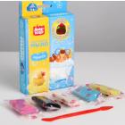 Набор для творчества Добр бобр ПМ575-13 «Сладкий рулетик» (мыло) 5 цветов 5309646