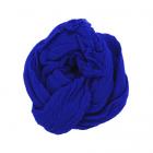 Ткань 60-80 см Капрон для цветов 901174 0008 синий