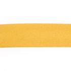 Косая бейка атлас. Ч. (уп. 132 м) 112 т.желтый
