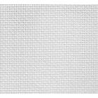 Канва хлопок №6 мелкая на метраж (шир. 150 см) №851 белая
