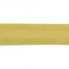 Косая бейка атлас. Ч. (уп. 132 м) 121 оливковый