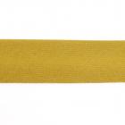 Косая бейка атлас. Ч. (уп. 132 м) 126 горчица
