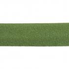 Косая бейка атлас. Ч. (уп. 132 м) 262 св.хаки
