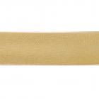 Косая бейка атлас. Ч. (уп. 132 м) 278 т.бежевый
