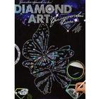 Алмазная мозаика DIAMOND ART «Бабочки»