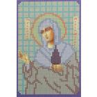 Ткань для вышивания бисером А5 КМИ-5330 «Св. Равн. Мария Магдалина» 10*18 см