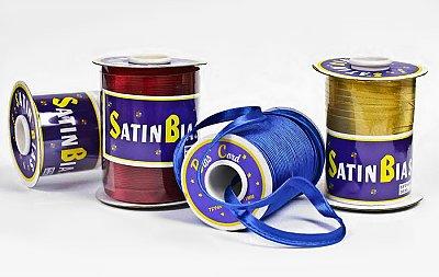 Кант атласный 5 мм (уп. 66 м)   цветной